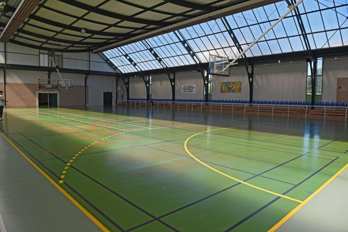 Salle Michel Pelchat Region Normandie