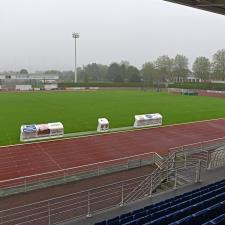 Stade Henry Jeanne, Bayeux, Calvados