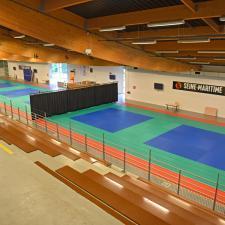 Dojo Départemental 76, Forges-les-Eaux, Seine-Maritime