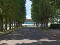 Stade municipal Jean Adret, Sotteville-lès-Rouen, Seine-Maritime