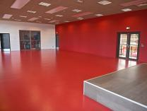 Salle de Gymnastique, Sotteville-lès-Rouen, Seine-Maritime