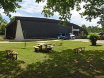 Salle de gymnastique UFR STAPS - Mont-Saint-Aignan (76) 6