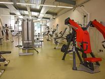 Salle de gymnastique UFR STAPS - Mont-Saint-Aignan (76) 4