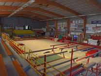 Centre sportif Julien Lebas, Saint-Lô, Manche