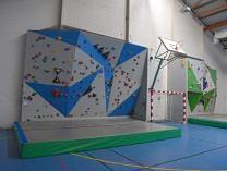Centre régional d'escalade, Montmartin-sur-Mer, Manche