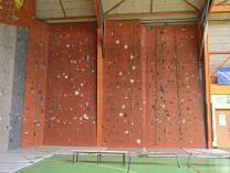 Salle d'escalade de Léry-Poses, Poses, Eure