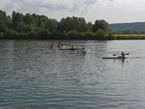 Centre sportif - stade nautique, Poses, Eure