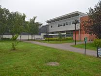 Halle Bérégovoy, Mondeville, Calvados