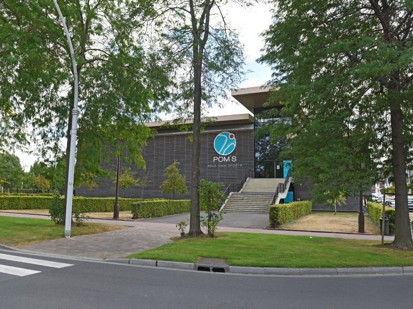 POM's Pôle Omnisport - Deauville (14) 1