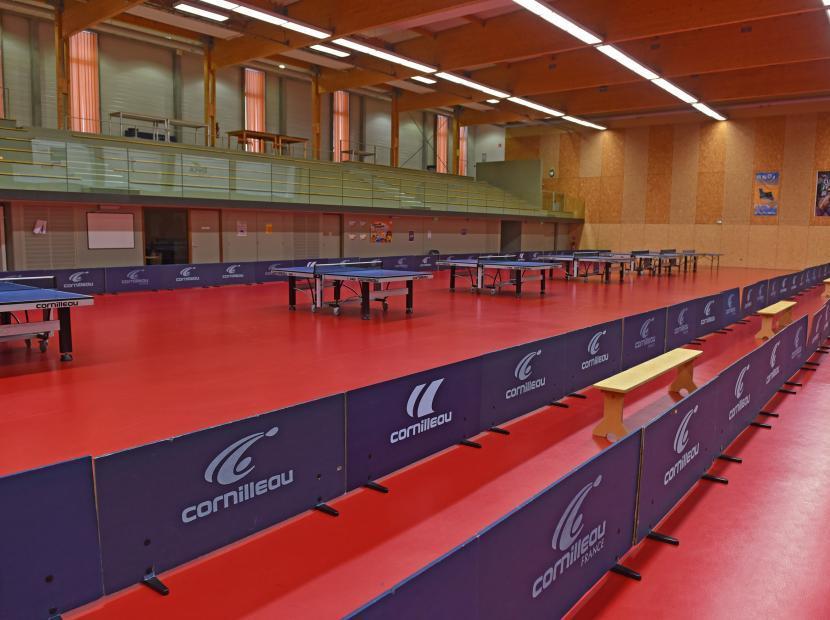 Espace sportif de l'Etoile d'Alençon (61)
