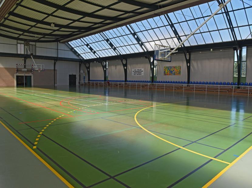 Salle Michel Pelchat, Argentan, Orne 2