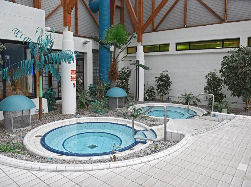Centre aquatique Alain Guilloit, Port-Jérôme-sur-Seine, Seine Maritime