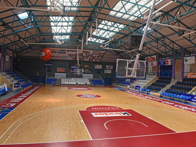 Gymnase des Cotonniers - Rouen (76)