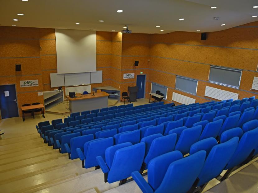 Salle de gymnastique UFR STAPS - Mont-Saint-Aignan (76) 3