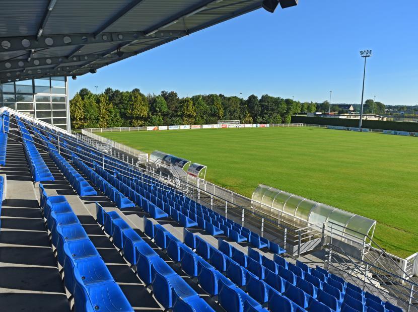Stade Louis Villemer - Saint-Lô (50) 1