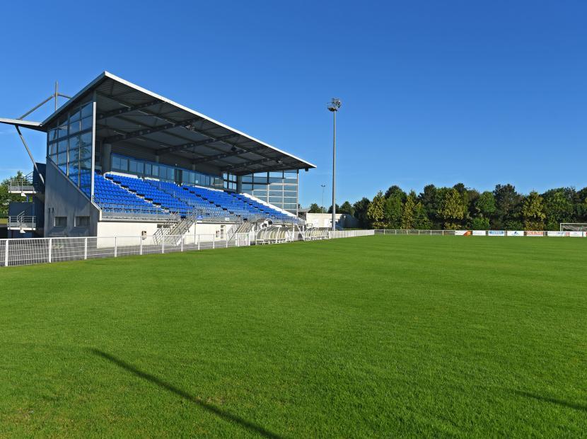 Stade Louis Villemer - Saint-Lô (50) 2