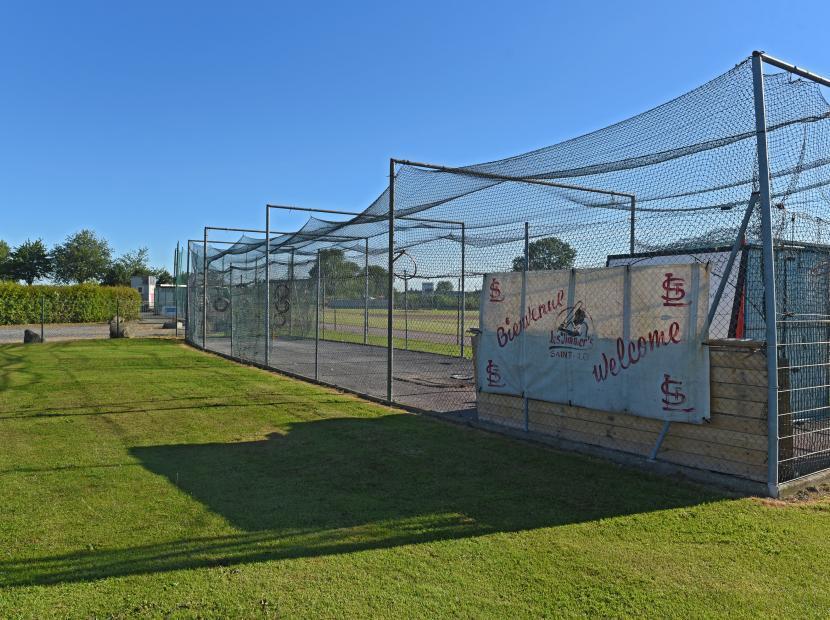 Stade de baseball - Saint-Lô (50) 1