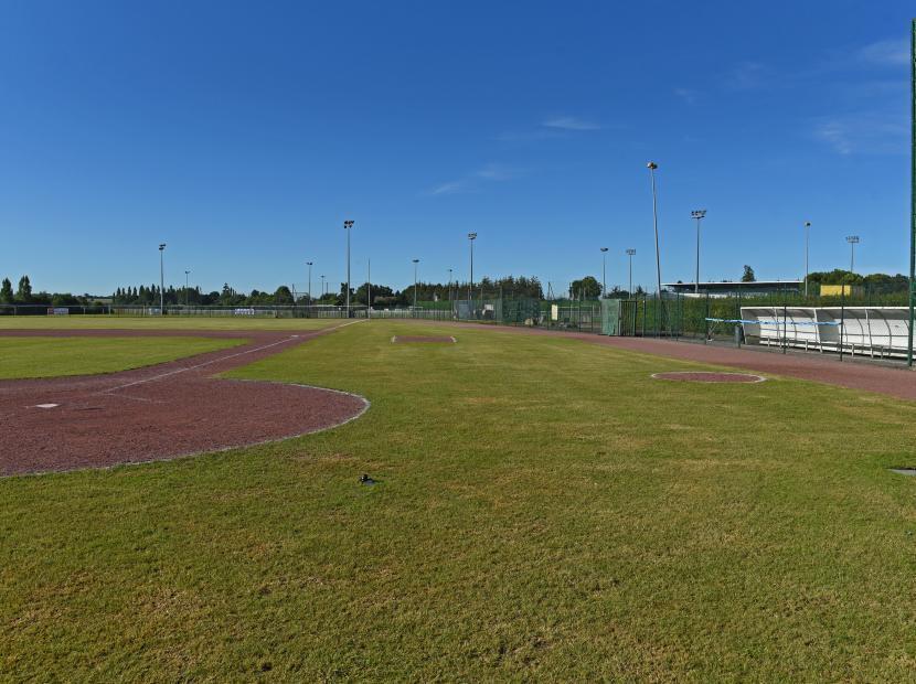 Stade de baseball - Saint-Lô (50) 2