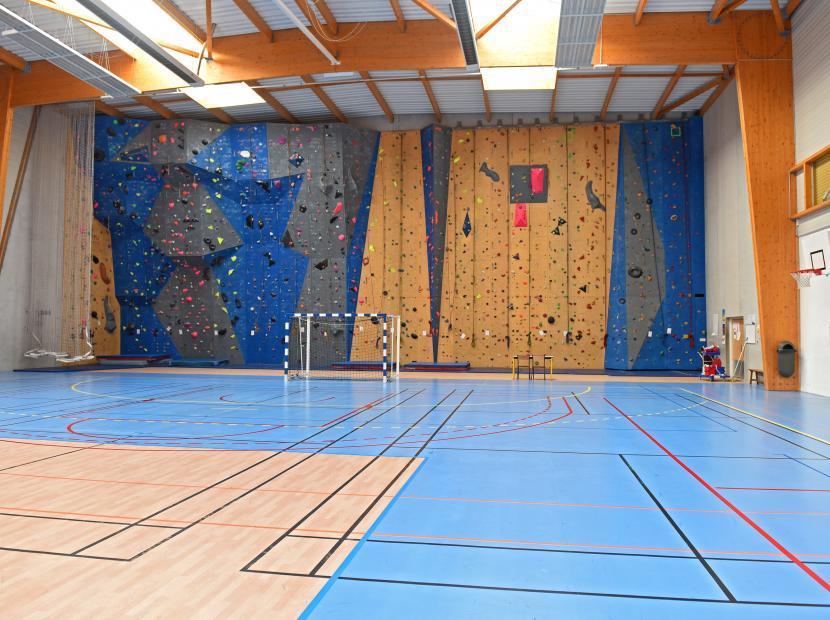 Centre sportif Saint-Ghislain-Saint-Lô (50)