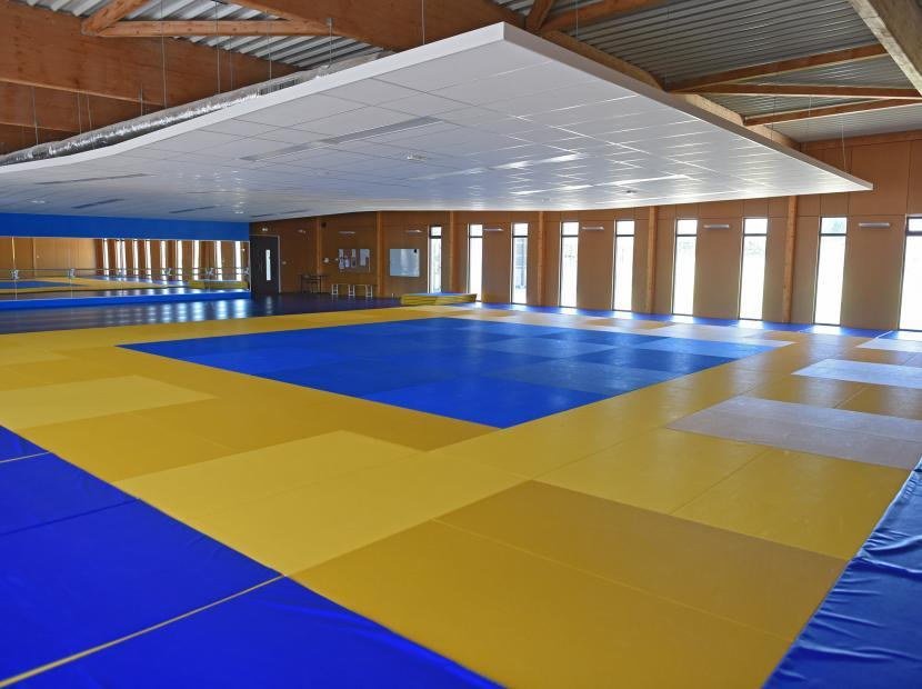 Salle des sports - Sartilly (50)