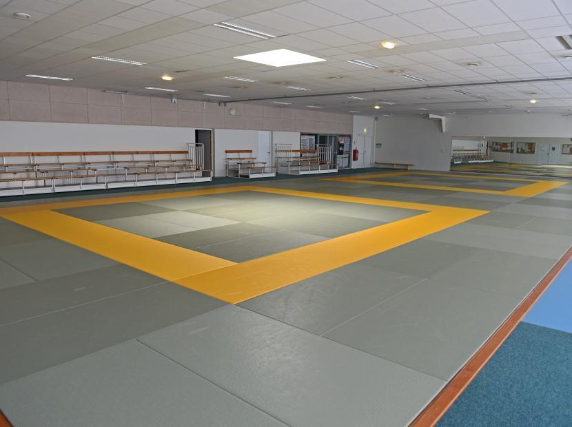 Cité des Sports, Granville, Manche