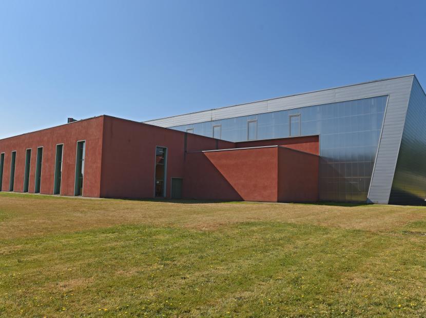 Salle d'escalade Stéphane Diagana, Pont-Audemer, Eure