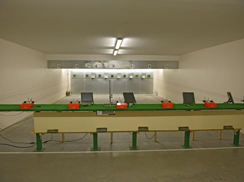 Centre régional de tir - Bretteville-sur-Odon (14)