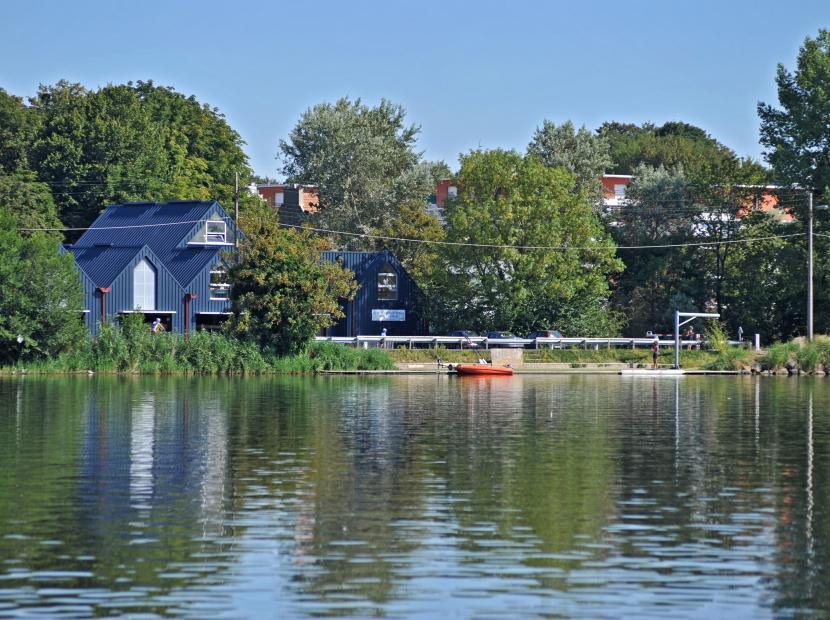 Base d'aviron - Caen (14) 5