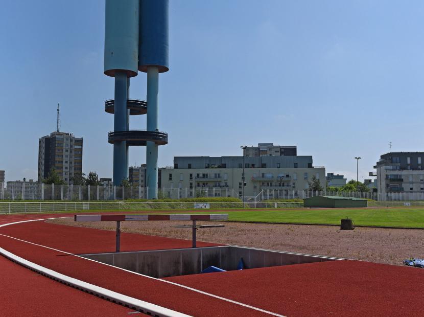 Stade Prestavoine, Hérouville-Saint-Clair, Calvados