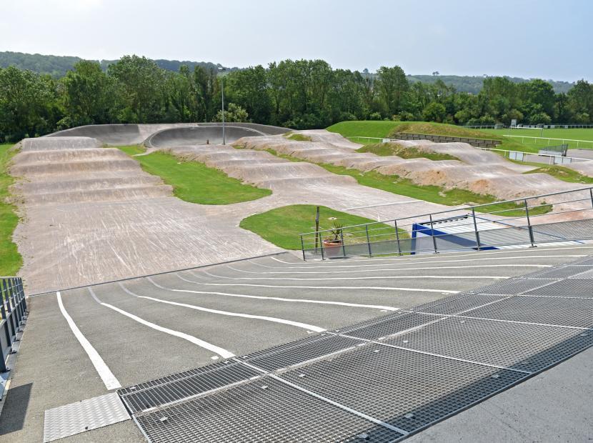 Piste de BMX - Le Tréport (76)