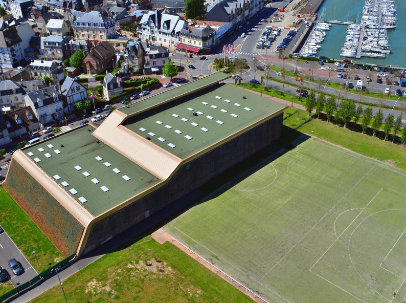POM's Pôle Omnisport - Deauville (14) 3