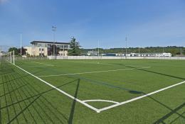 Stade Amable Lozaï, Petit-Quevilly, Seine-Maritime
