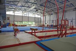 Salle de gymnastique UFR STAPS - Mont-Saint-Aignan (76)