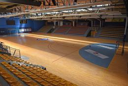 Gymnase du Grévarin, Vernon, Eure